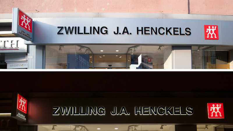 Zwilling Shop, Frankfurt am Main