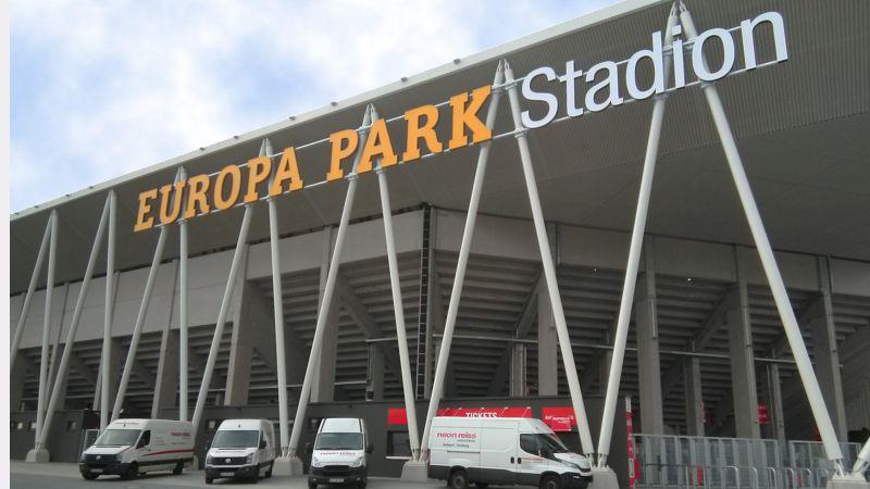Europa Park Stadion Freiburg