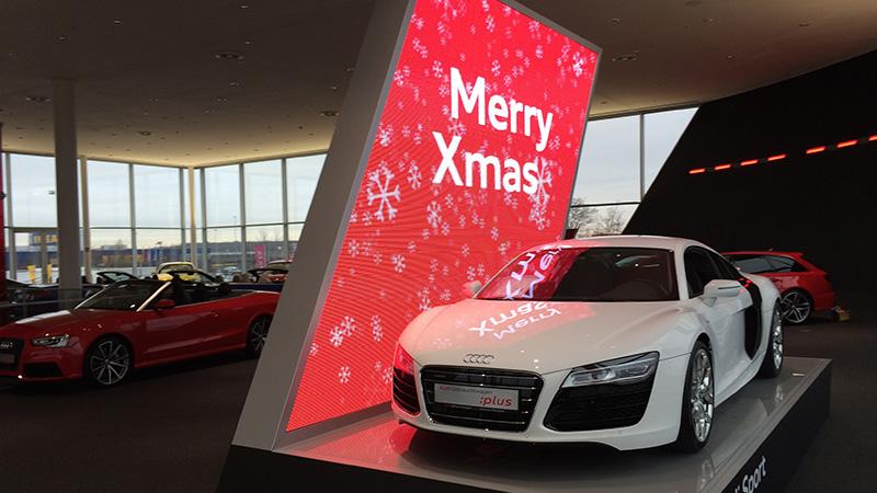 Audi Sport, Eching