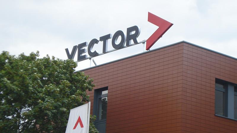 Vector, Korntal