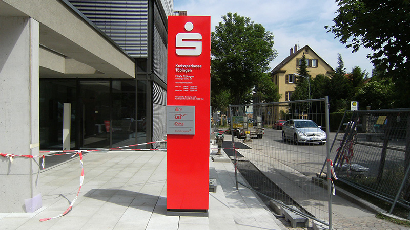 Kreissparkasse, Tübingen