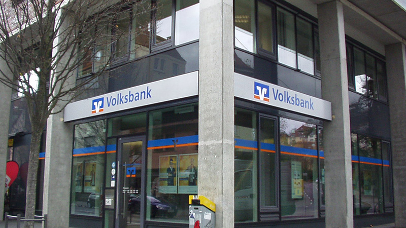 Volksbank, Stuttgart