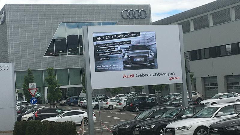Audi, Stuttgart