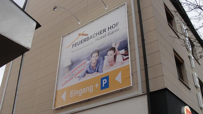 Hotel Feuerbacher Hof, Stuttgart-Feuerbach
