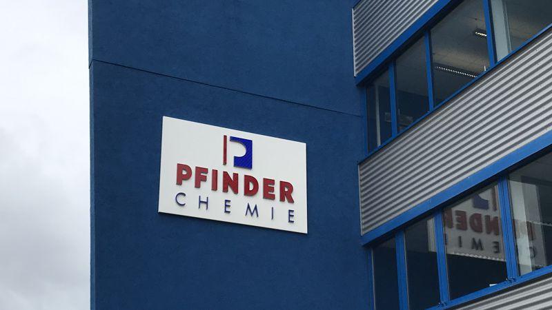 Pfinder Chemie