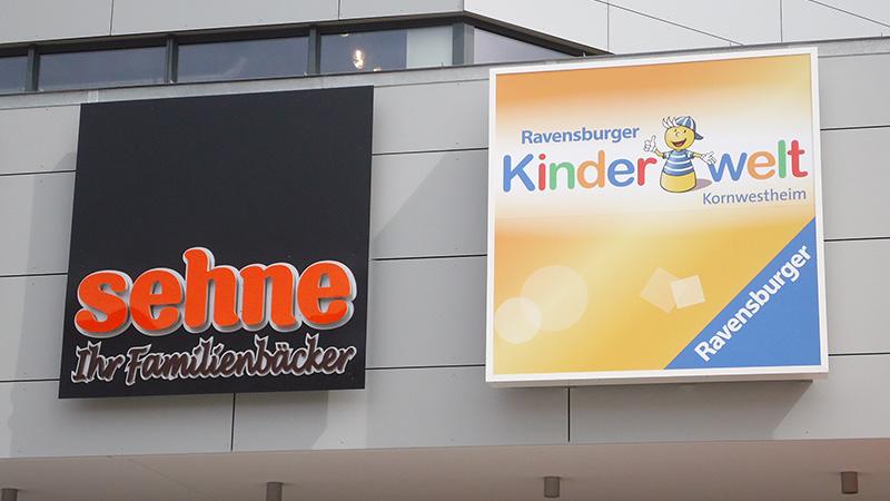 Sehne + Ravensburger Kinderwelt, Kornwestheim