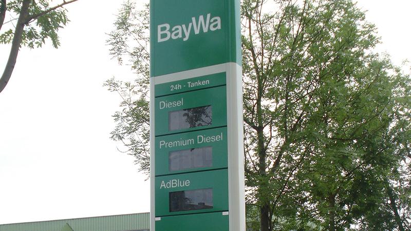 BayWa, Sesslach