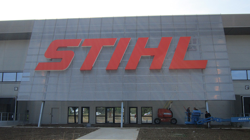 STIHL, Paris
