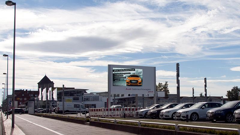 Audi, Hannover