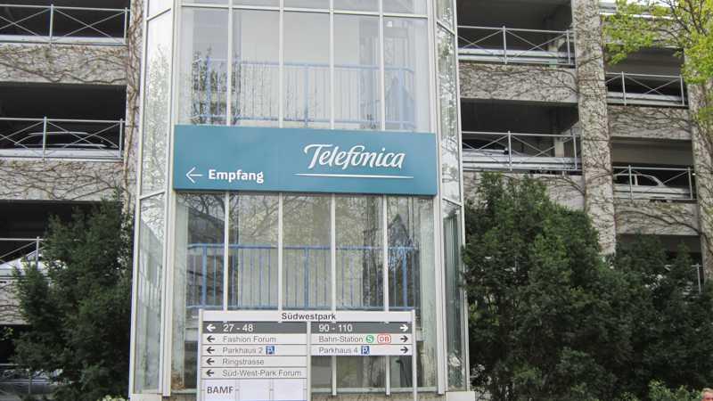 Telefonica Nürnberg