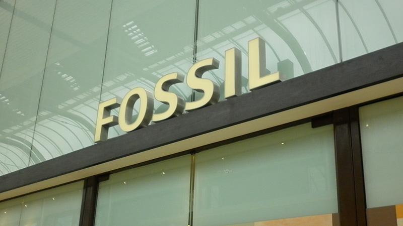 Fossil, bundesweit