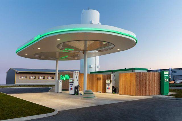 BayWa Tankstelle Nörlingen